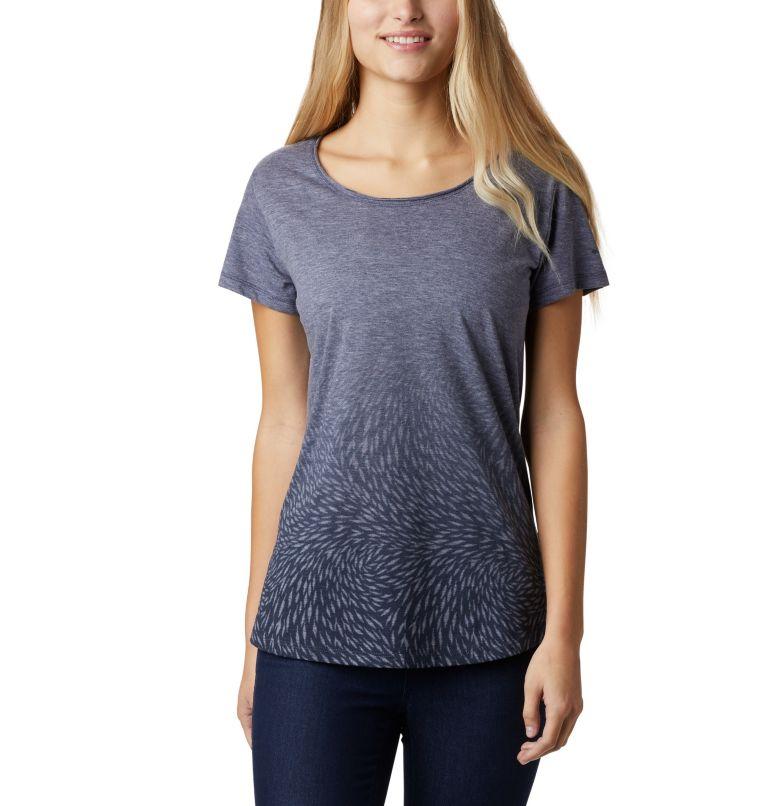 Women's Ocean Fade™ Short Sleeve Tee Women's Ocean Fade™ Short Sleeve Tee, front