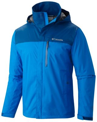 Men s Pouration Waterproof Breathable Hooded Jacket  c526216b56