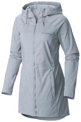 Women S Sweet As Long Water Resistant Plus Size Jacket
