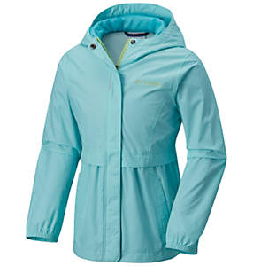 Girls' Pardon My Trench™ Rain Jacket