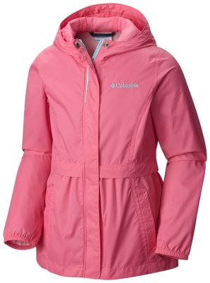 Girls' Pardon My Trench™ Rain Jacket at Columbia Sportswear in Oshkosh, WI | Tuggl