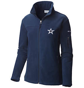 Women's Give and Go™ Full Zip Fleece Jacket - Dallas Cowboys