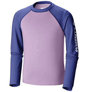 Girls' Mini Breaker™ Long Sleeve Sunguard