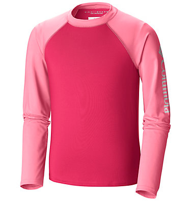 Youth Mini Breaker™ Long Sleeve Sunguard , front
