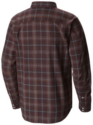 58991a8ce97 Men's Leadville Ridge Long Sleeve Pearl Snap Western Shirt   Columbia