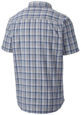 2558b79165b Men's Leadville Ridge Short Sleeve Pearl Snap Western Shirt   Columbia