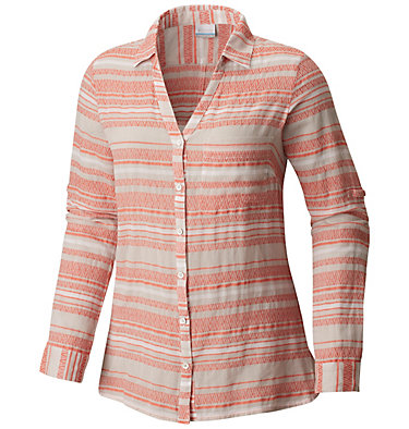 Camisa de manga larga Early Tide™ para mujer , front
