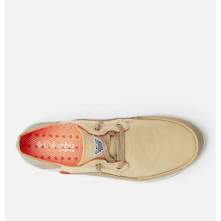 6816979e7b9 British Tan, Tangy Orange Men's Bahama™ Vent Relaxed PFG Shoe, View 2