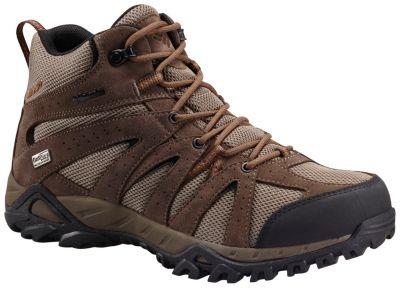 Columbia Mens Cut Slope Mid Waterproof Shoe