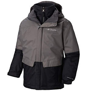 Boys' Arctic Trip™ II Interchange Jacket