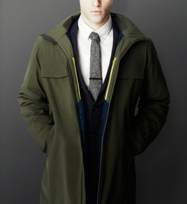 Men's ZerøGrand™ Motoring Coat