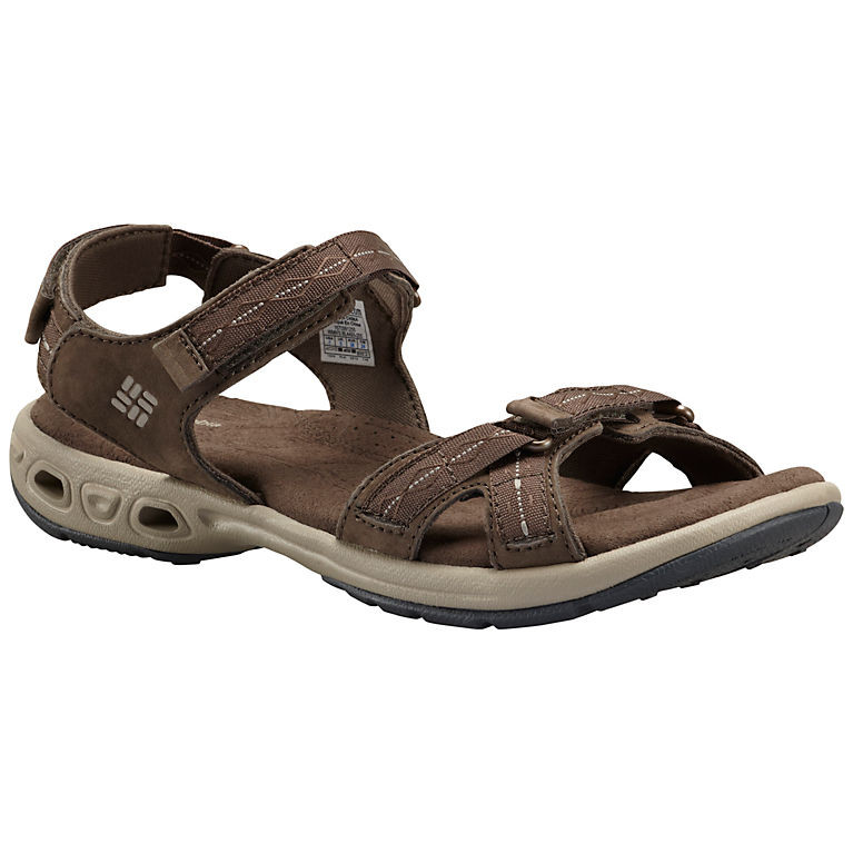 6a2763542d3d6b Women s Kyra Vent II Leather Drainable Breathable Sandal