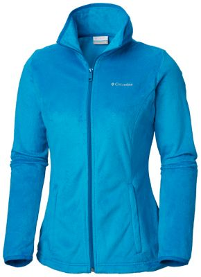 Columbia Blustery Summit Full Zip Jacket (Dark Compass)