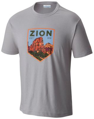 Men s National Parks All Cotton Graphic Tee  a623c7e38362