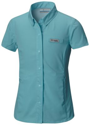 Girls' Tamiami™ Short Sleeve Shirt at Columbia Sportswear in Daytona Beach, FL | Tuggl