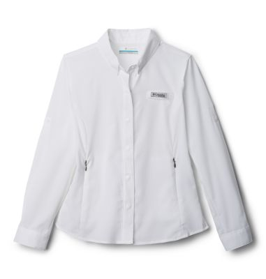 Girls' Tamiami™ Long Sleeve Shirt | Tuggl