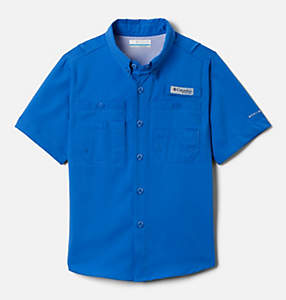 Boys' PFG Tamiami™ Short Sleeve Shirt