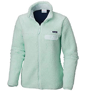 Women's PFG Harborside™ Heavy Weight Full Zip Fleece Jacket