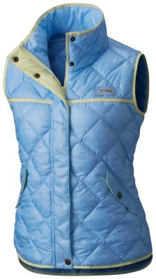 Women's PFG Harborside™ Diamond Quilted Vest at Columbia Sportswear in Oshkosh, WI | Tuggl