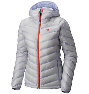 Manteau à capuchon StretchDown™ RS pour femme