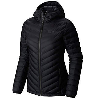 Micro Ratio™ Hooded Down Jacket