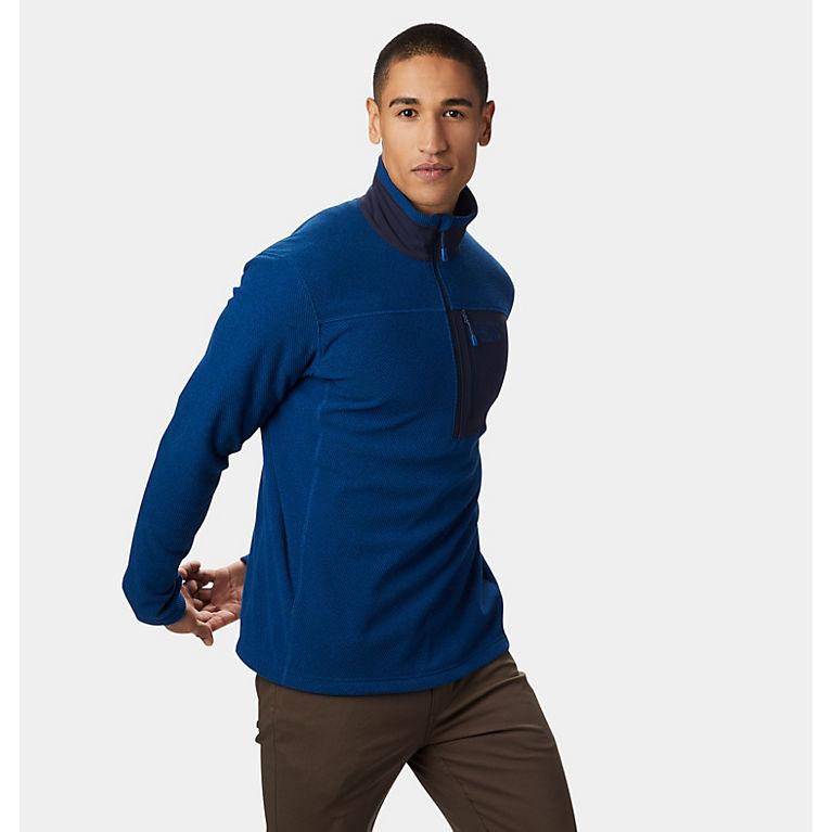 Mountain Hardwear Toasty Twill Mens Fleece 1/2 Zip (Multiple Colors)