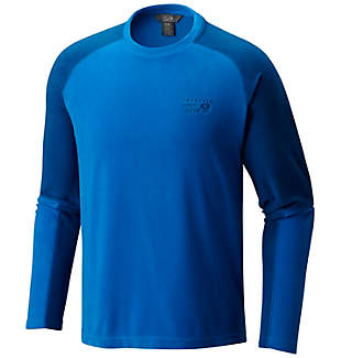 Men's Microchill™ Lite Long Sleeve Crew