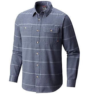 Men's Frequenter™ Stripe Long Sleeve Shirt