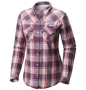 Women's Beadhead™ Flannel Long Sleeve Shirt