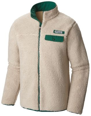Columbia | Men's PFG Harborside Heavy Weight Full Zip Fleece ...