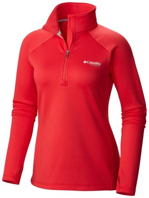 Women's Northern Ground™ Half Zip Fleece Shirt | Tuggl