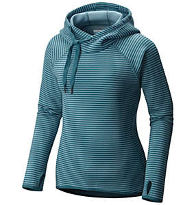 Women's Castella Peak™ Striped Fleece Hoodie