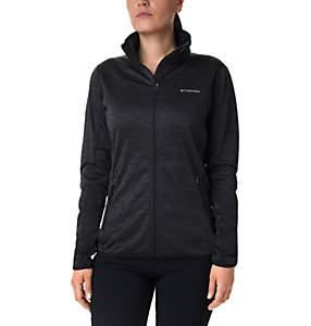 Sapphire Trail™ Fleece Jacke für Damen