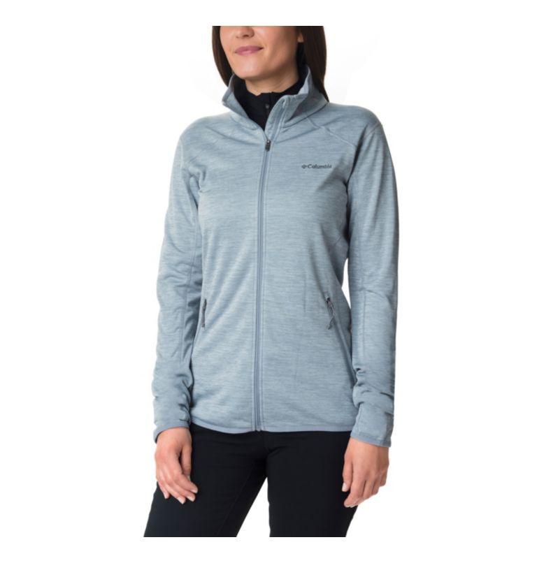 Giacca in pile full zip Sapphire Trail™ da donna Giacca in pile full zip Sapphire Trail™ da donna, front
