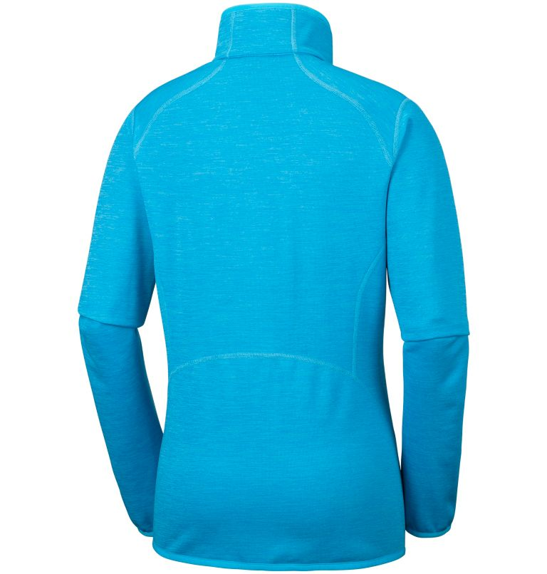 Women's Sapphire Trail™ Full Zip Fleece Women's Sapphire Trail™ Full Zip Fleece, back