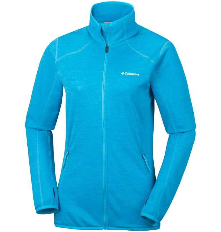 Women's Sapphire Trail™ Full Zip Fleece Women's Sapphire Trail™ Full Zip Fleece, front