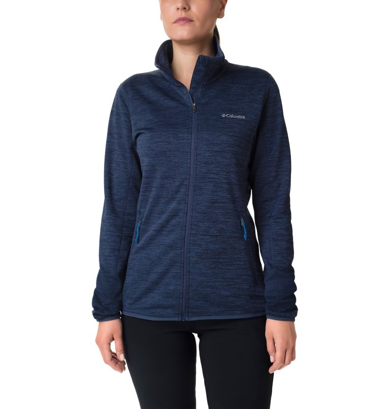 Women's Sapphire Trail™ Fleece Jacket Women's Sapphire Trail™ Fleece Jacket, front