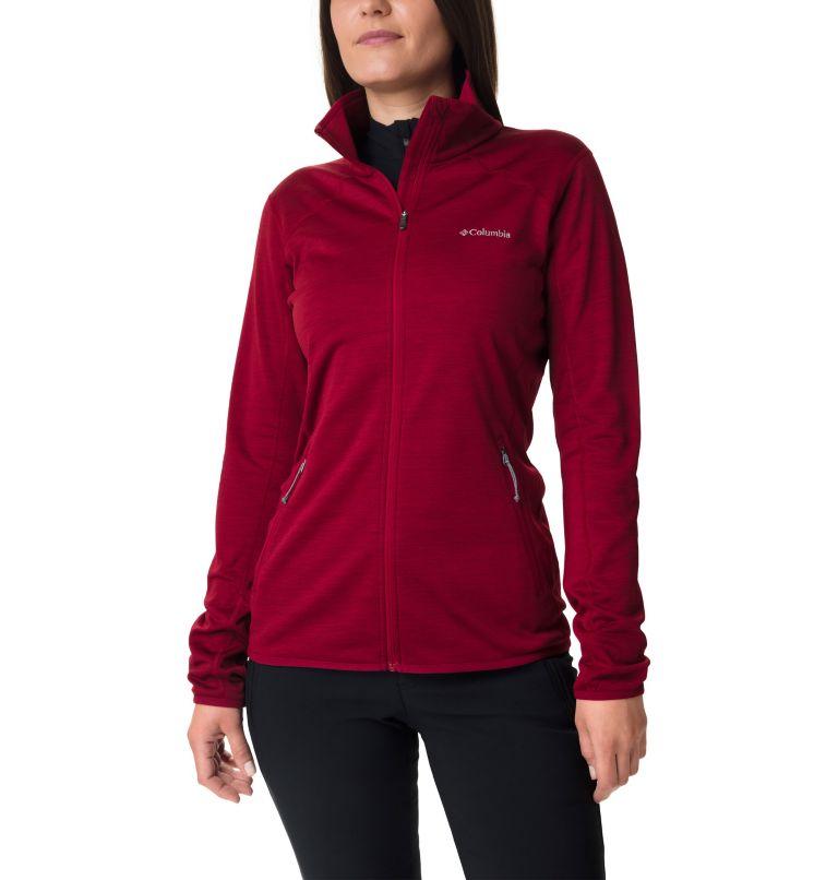 Women's Sapphire Trail™ Full Zip Fleece Women's Sapphire Trail™ Full Zip Fleece, front