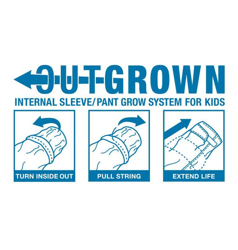 EmPOWder™ isolierte Kapuzenjacke für Jungen EmPOWder™ isolierte Kapuzenjacke für Jungen, a2