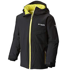 Boy's EmPOWder™ Insulated Hooded Jacket