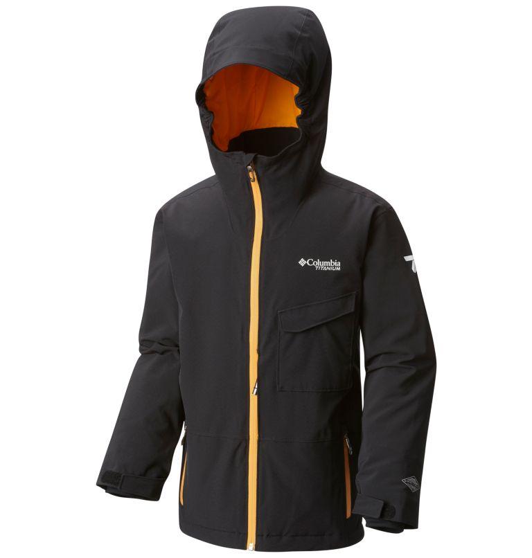 Boy's EmPOWder™ Insulated Hooded Jacket Boy's EmPOWder™ Insulated Hooded Jacket, a1