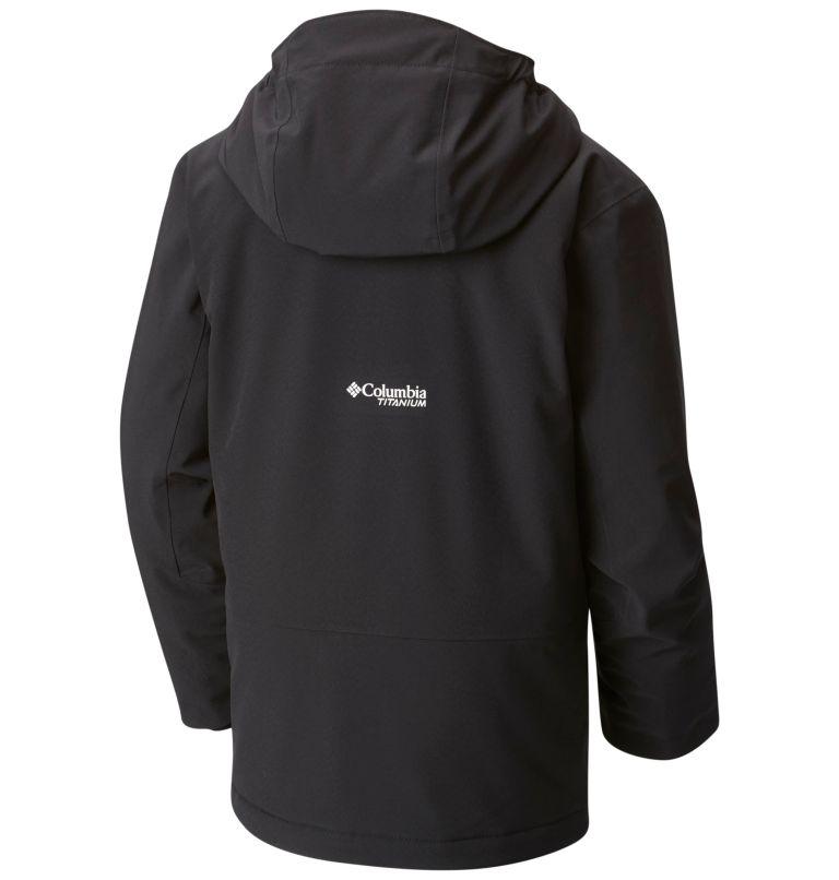Boy's EmPOWder™ Insulated Hooded Jacket Boy's EmPOWder™ Insulated Hooded Jacket, back