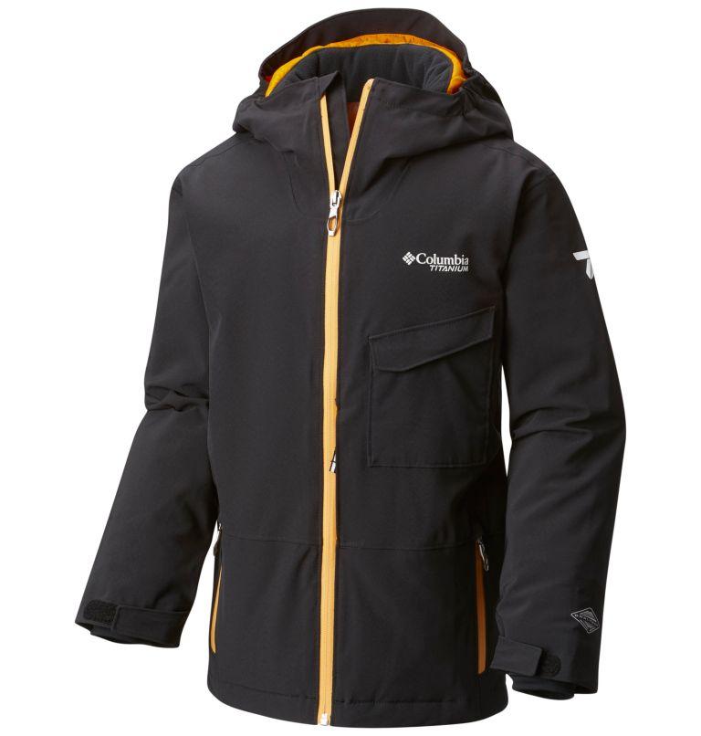 Boy's EmPOWder™ Insulated Hooded Jacket Boy's EmPOWder™ Insulated Hooded Jacket, front