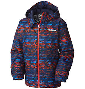 Boy's Wrecktangle™ Insulated Hooded Jacket