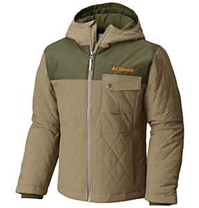 Manteau à capuchon isolé Lookout Cabin™ pour garçon