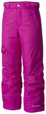 Youth Bugaboo™ Insulated Snow Pant at Columbia Sportswear in Oshkosh, WI | Tuggl