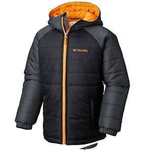 Boy's Tree Time™ Puffer Jacket