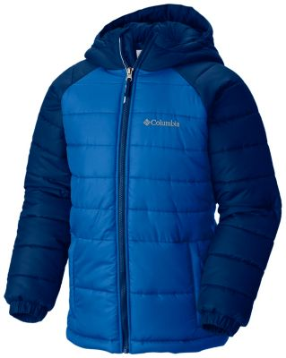 Boy's Tree Time™ Puffer Jacket | Tuggl