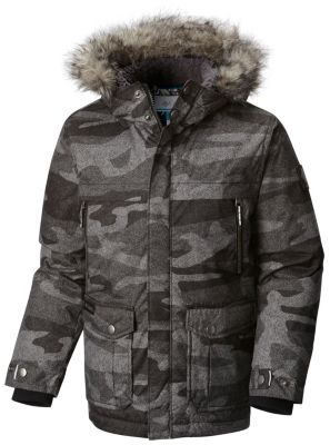 Boy's Barlow Pass™ 600 TurboDown Jacket | Tuggl
