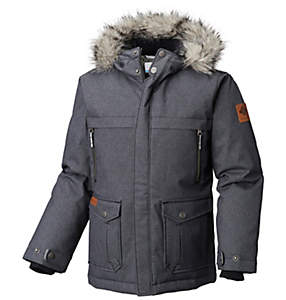 Boys' Barlow Pass™ 600 TurboDown Jacket